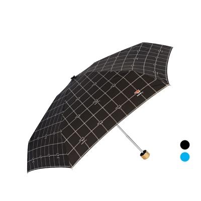 키스해링 체크 5단우산