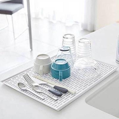 컵받침 그릇 받침 건조 주방용품 물컵 물병 트레이
