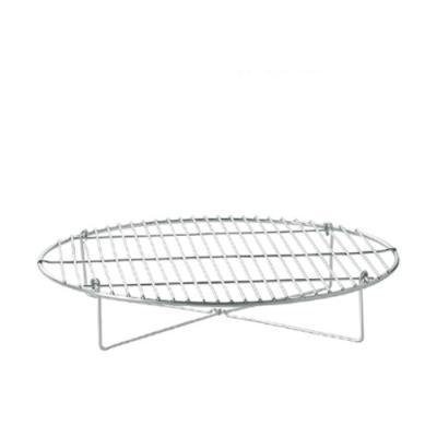 [유니프레임] 더치오븐 8인치 전용 바닥높임 그릴망