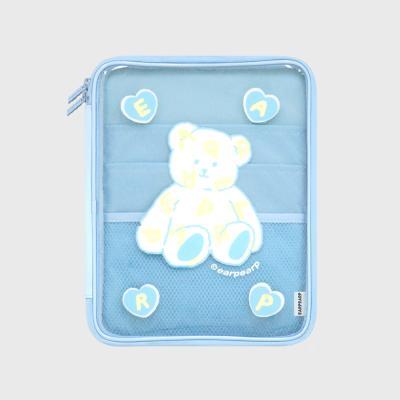 SOFT BEAR-SKY BLUE(PVC 파우치)