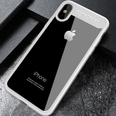 [Mcdodo] 듀얼 클리어 범퍼 아이폰XS·X 케이스
