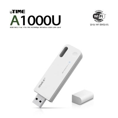 (아이피타임) ipTIME A1000U 무선랜카드