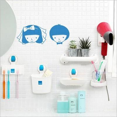 [StoryG]신혼부부 욕실용품 5종 세트