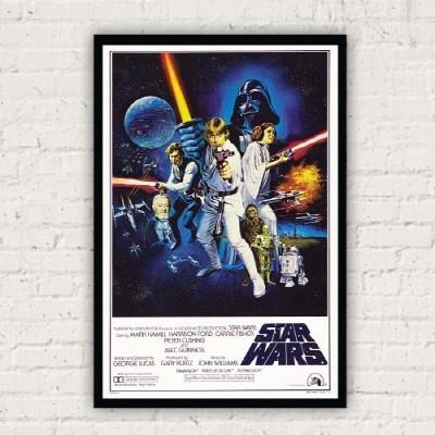 877516 스타워즈 - 스타일 C 커머셜 포스터