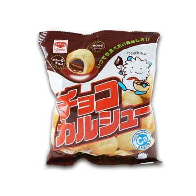 초코칼슈 1봉(62g) 일본홈런볼 초코과자