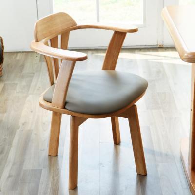 [모리프][무료배송]빈센트 회전원목의자 2colors