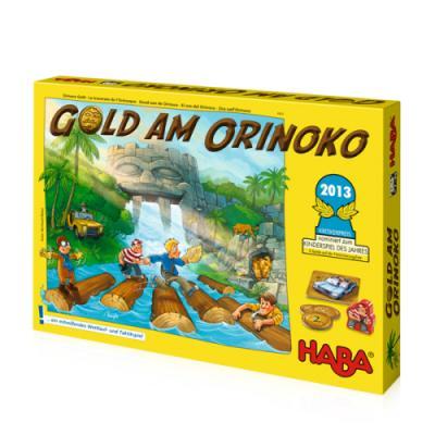 오리노코강의 모험 보드게임