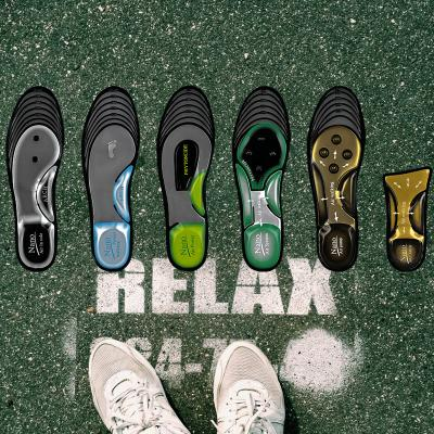 에어인솔 깔창 기능성 에어 쿠션 평발 구두 등산화