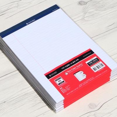 옥스포드 A4 40매×10권 리갈패드-화이트 ALP71301