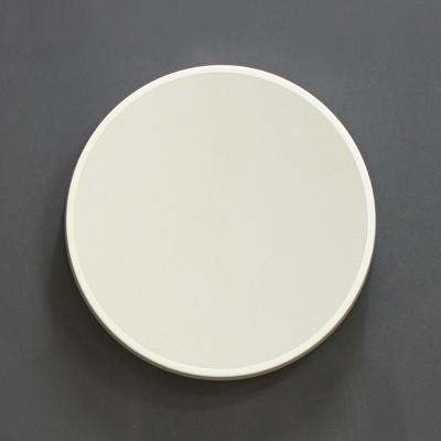 (kdrz169)스틸원형거울 (샤인화이트)