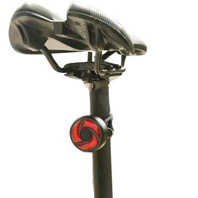 PH 자전거,킥보드 USB LED충전 후미등 라이트-회오리