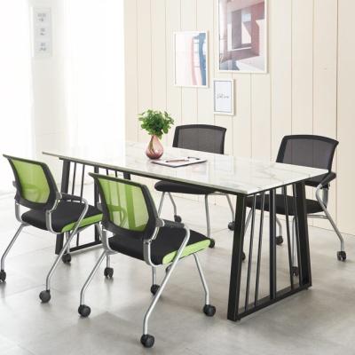 테이블 4인용 폭600 1500 대리석 회의테이블