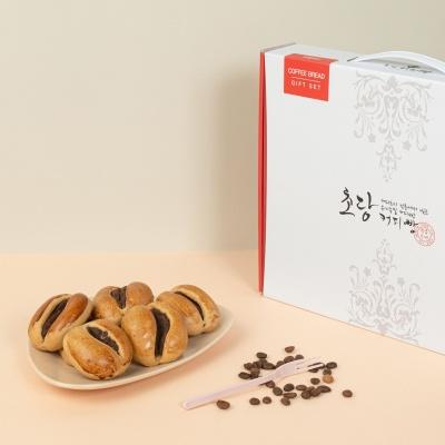 강릉 수제 간식 초당커피빵 16개입