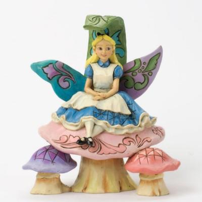 버섯위의 앨리스 (4037506)