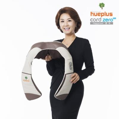 해피룸 휴플러스 3D텐션 목 어깨 무선 안마기/마사지기 HPM-5000