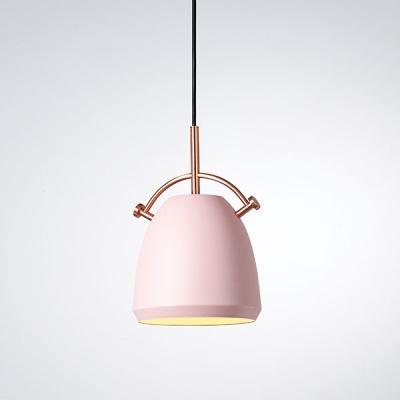 로그 펜던트 - A타입(핑크색)