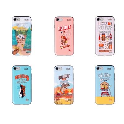 [ONELIFE] 원라이프 고아웃 슬라이드 6종 아이폰 X