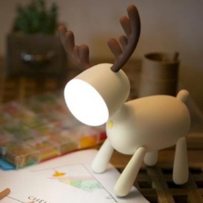 [레토] LED 루돌프사슴무드등 401091