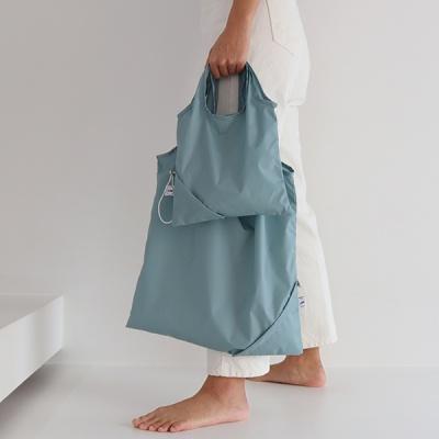 [칼라링백/파스텔스카이] 에코백/시장가방/보조가방