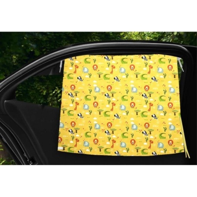 햇빛가리개 12아프리카 햇빛차단 차량용커튼