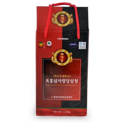 [수홍삼사랑] 수홍삼 당삼청 2.4kg