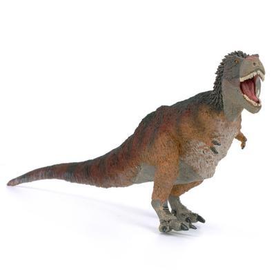 100031 깃털이 있는 티라노사우루스 공룡피규어