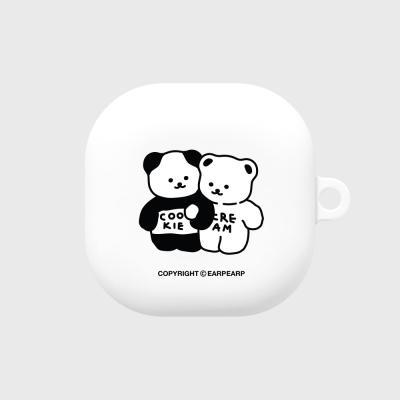 Cookie cream-white(버즈라이브 컬러젤리)