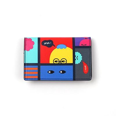 [에브리몬스터] Mini wallet - 명함케이스