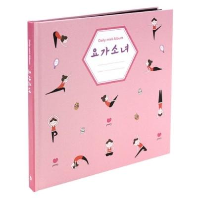 [드림산업] 요가소녀흑지접착앨범10매 [권1] 377209