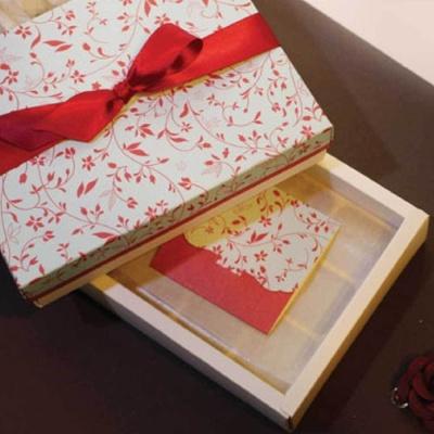 발렌타인 데이 초콜릿 만들기 포장 박스 상자