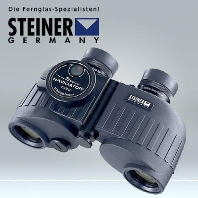 [독일 스테이너] 선박해상용 쌍안경 나침판 7x30