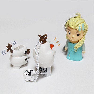 [트라이브] 겨울왕국 캐릭터 USB 메모리 (8G)