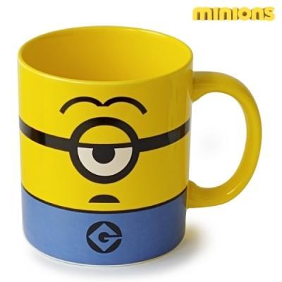 미니언즈 머그 스튜어트 1p 머그잔 컵