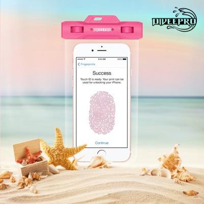 다이비프로 아이폰 지문인식 스마트폰 방수팩