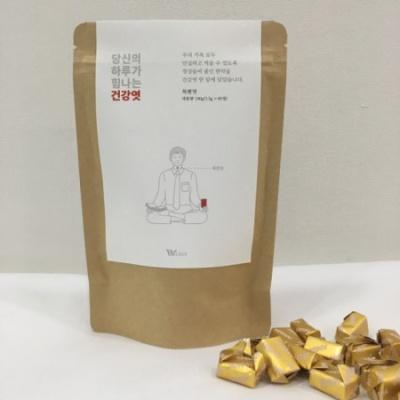 [수능 선물] 대용량 건강엿 (40알)