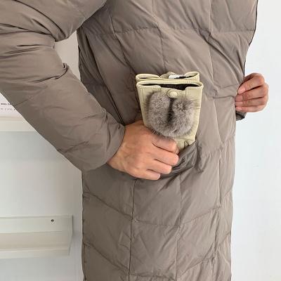 여성용 리얼 양가죽장갑 (14color)