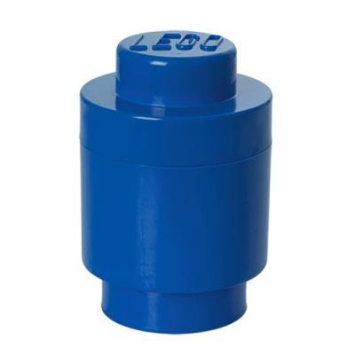 [레고 스토리지] 레고 1 라운드정리함 (블루)