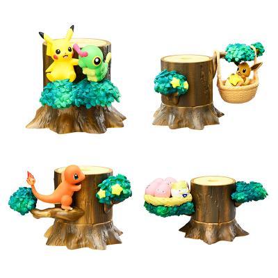 리멘트 포켓몬스터 쌓기놀이! 포켓몬 숲2(랜덤1박스)