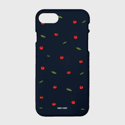 Leaf cherries-navy(color jelly)