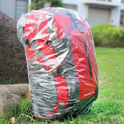 등산 가방 백 팩 배낭 레인 비닐 방수 커버 덮개 M