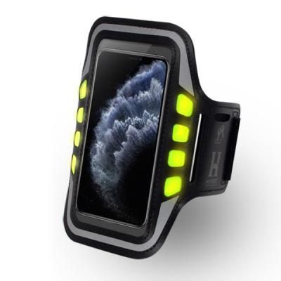 HICKIES 아이폰11 PRO LED 라이트 고급 스포츠 암밴드