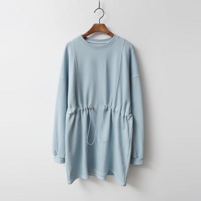 Stitch String Mini Dress