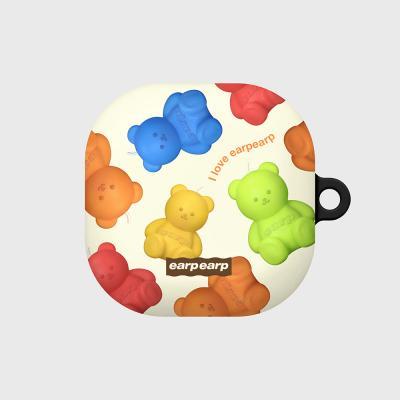 Little fire covy pattern-colorful(버즈라이브 하드)