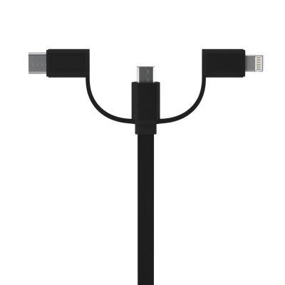 3in1 마운틴 릴 5핀 c타입 아이폰 고속충전케이블
