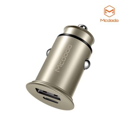 맥도도 슈퍼차지 듀얼 차량용 고속충전기 PD3.0+QC4.0