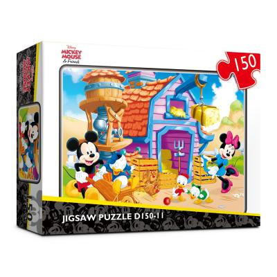 [Disney]디즈니미키마우스 직소퍼즐(150피스/D150-11)
