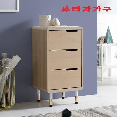 체프 골드 서랍장 400 3단