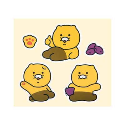 카카오 춘식이 빅 데코 스티커C29438