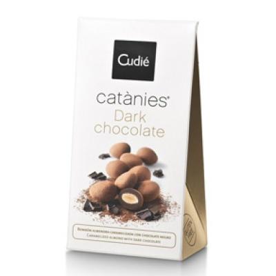 Catanies Almond Dark Chocolate 카타니스 아몬드 다크 초콜릿