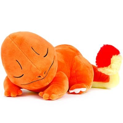 포켓몬스터 봉제인형-잠자는 파이리(30cm)